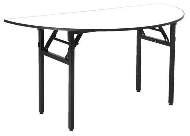 Half Round Classic Table