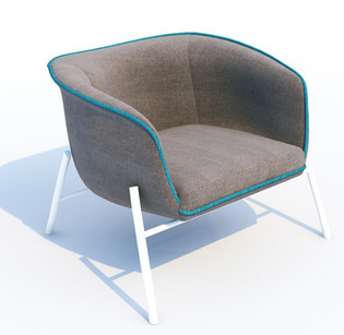Seven armchair