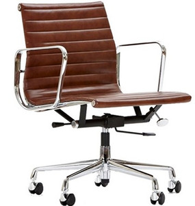 Eames Brown Leather