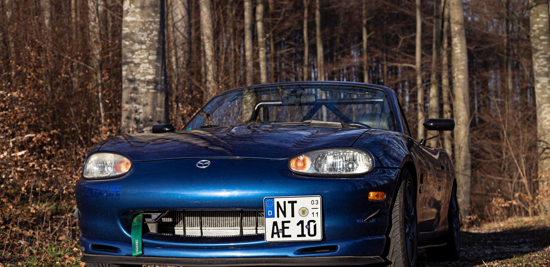 Mazda MX5 - 10th Anniversary