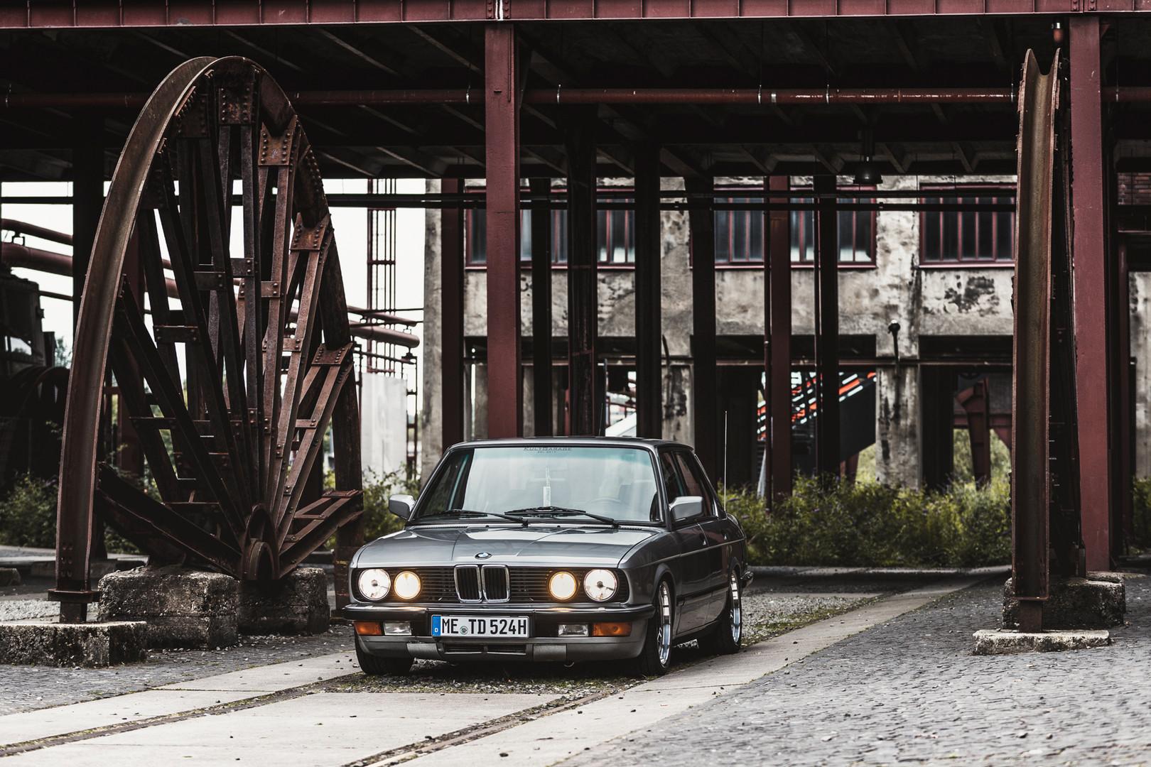 BMW E28 - Zeche Zollverein / Essen