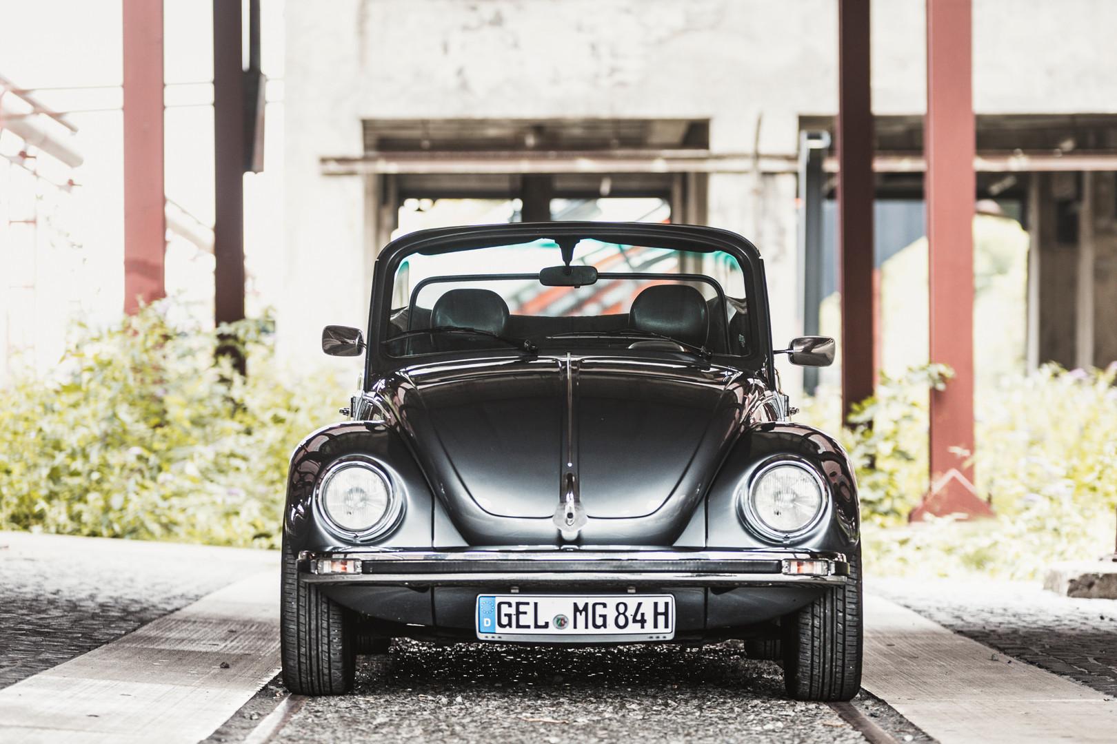 VW Käfer - Zeche Zollverein / Essen
