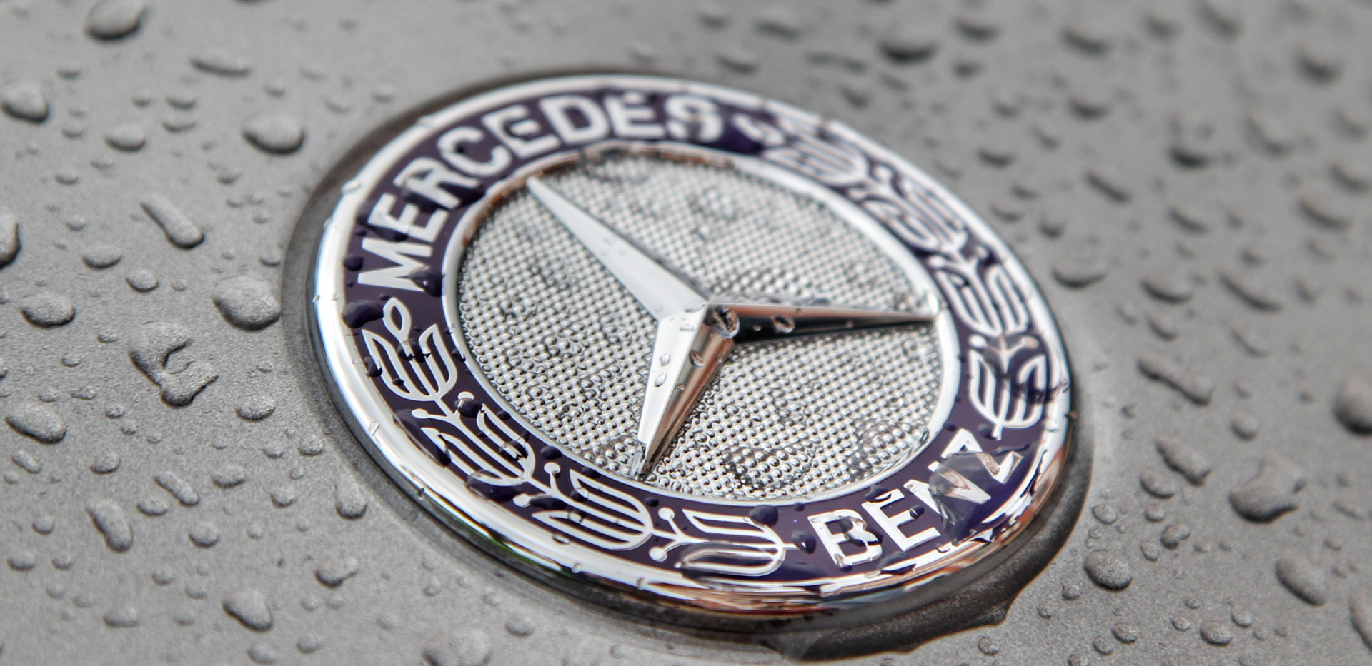 Mercedes Benz - Details