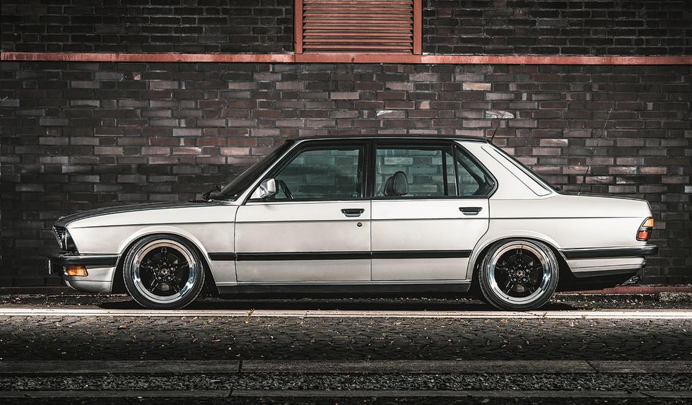 Altblechliebe - BMW E28