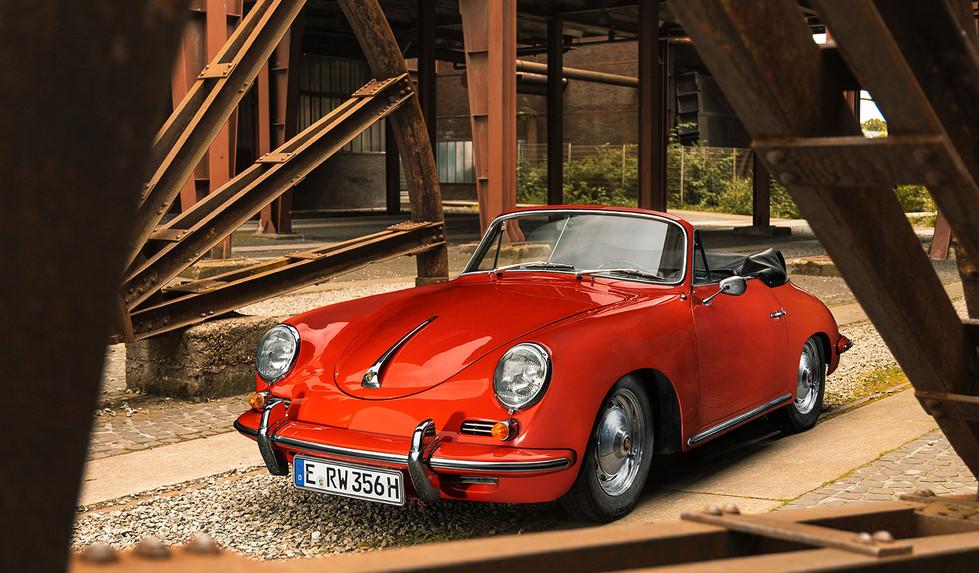 Altblechliebe - Porsche 356