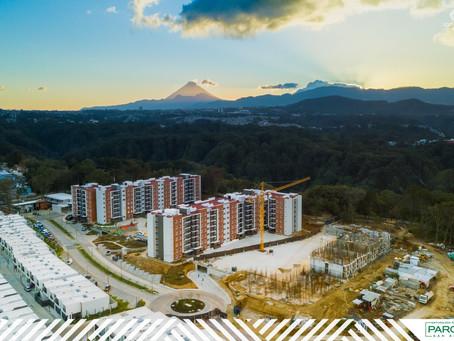 Casas y Apartamentos para estrenar en Parque San Ángel, zona 2