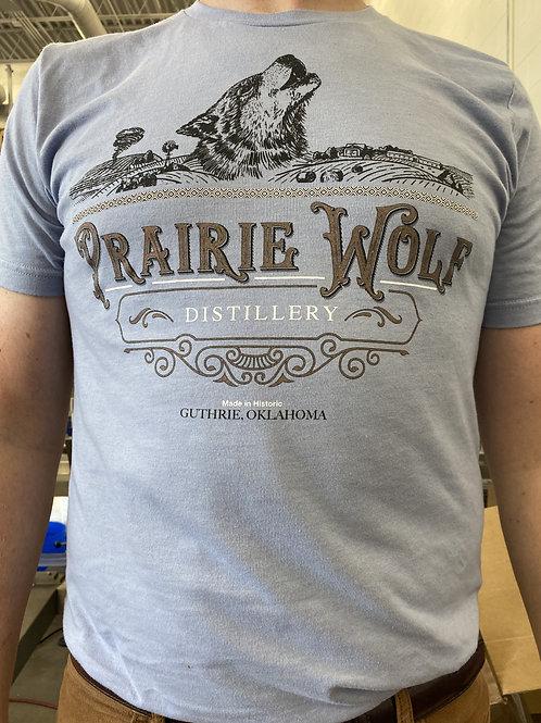 Prairie Wolf shirt