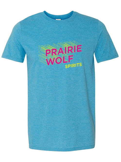 Sapphire Wire Frame shirt