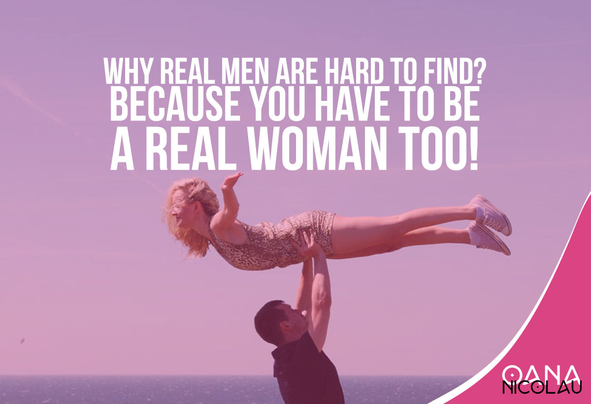 what is a real woman to a man
