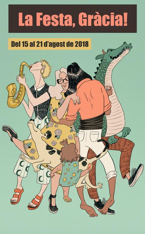 Poster Gracia