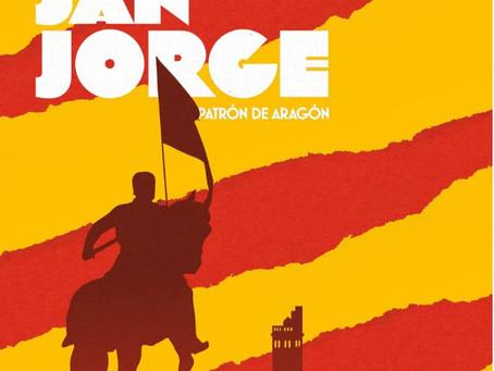 """Agenda """"San Jorge 2021"""" en Alagón"""