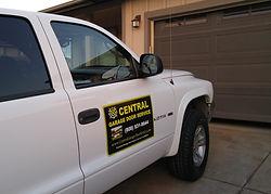 Residential Overhead Garage Door Repair