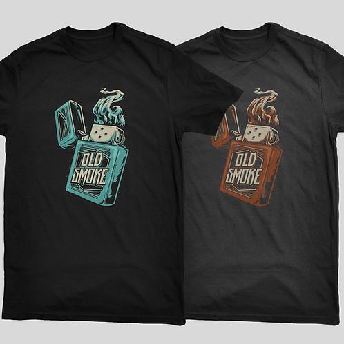 Zippo T Shirt - 2 options!