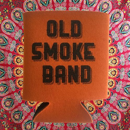 Orange Koozie - Old Smoke Band