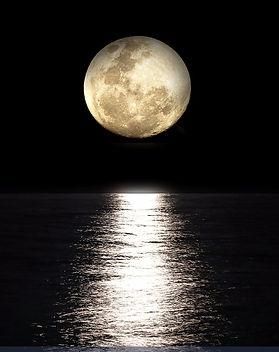 Cercle chamanique de Guérison de Pleine Lune, Lua, coeur de chamane