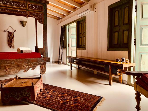 Chambre kundalini