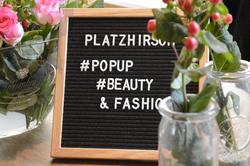 fashion flohmarkt platzhirsch
