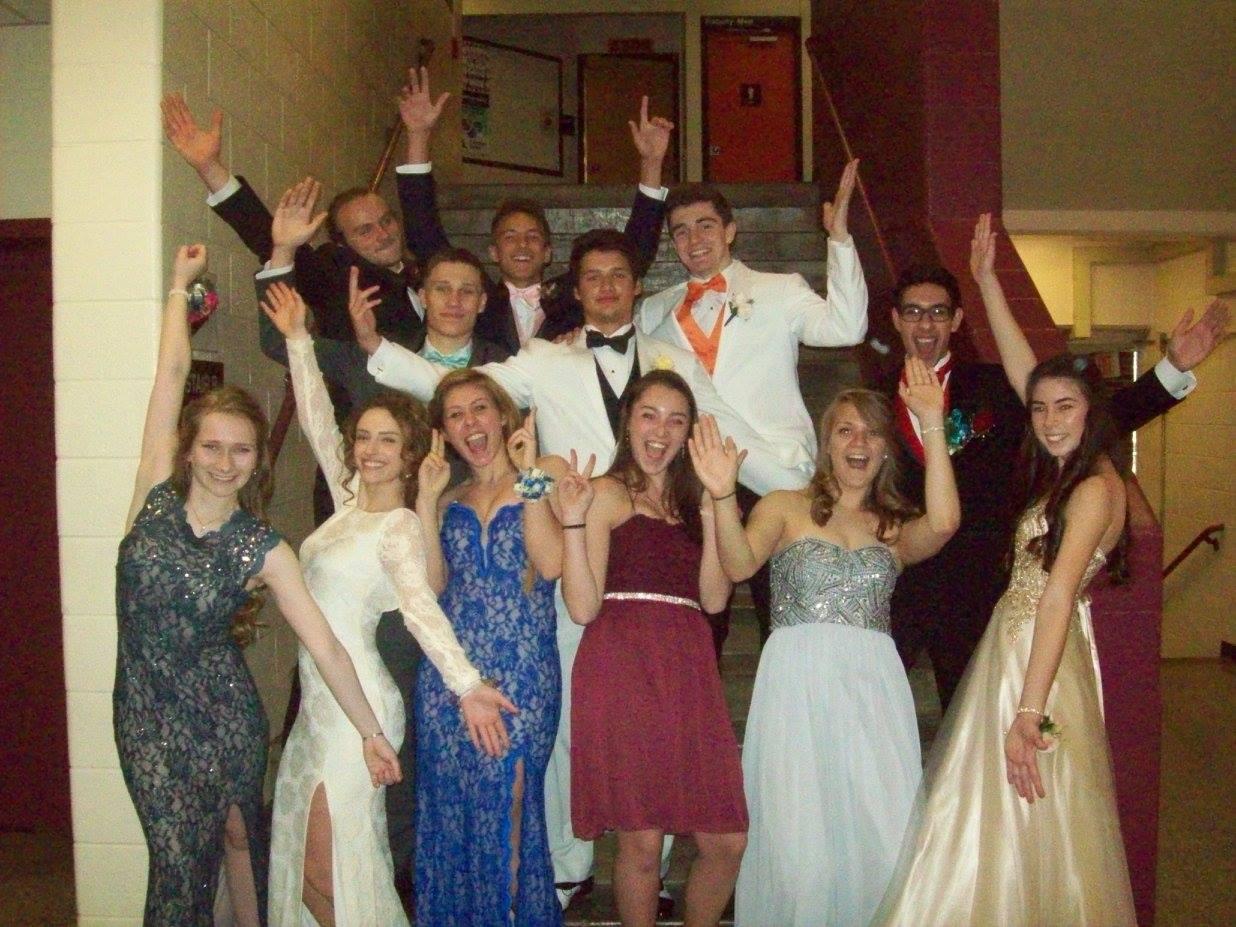 Turpin Prom Fair