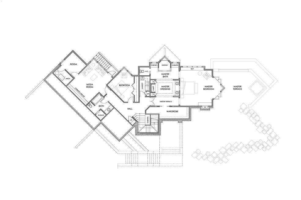 Bayview - San Rafael - Bedroom-Lower Lev