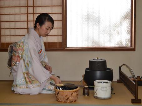 9月 当店秋のお茶事2