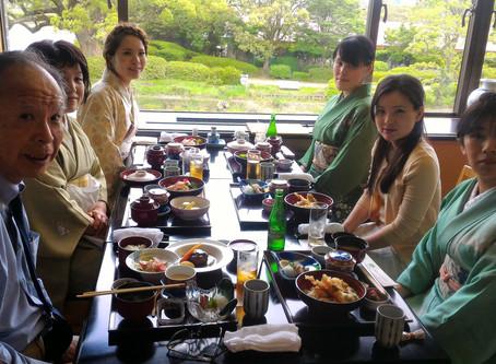 5月 神野公園茶会