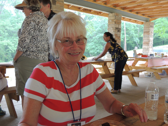 Volunteer Profile : Donna O'Field