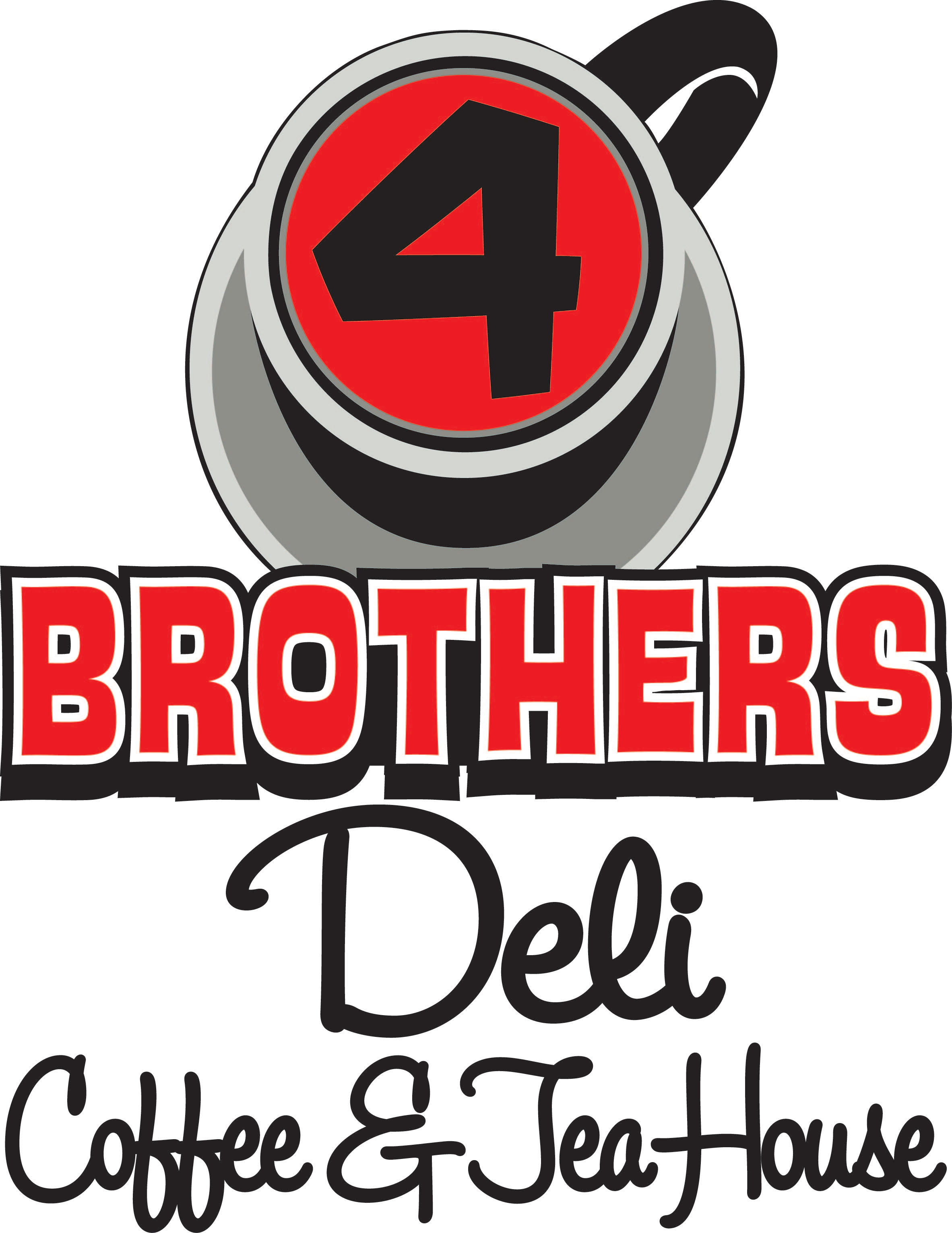 4 Brothers Deli, Coffee & Tea House