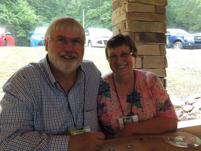 Volunteer Profile : Ron Graham