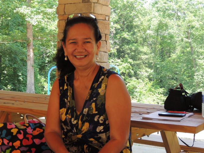Volunteer Profile : Rhoda Villafuerte