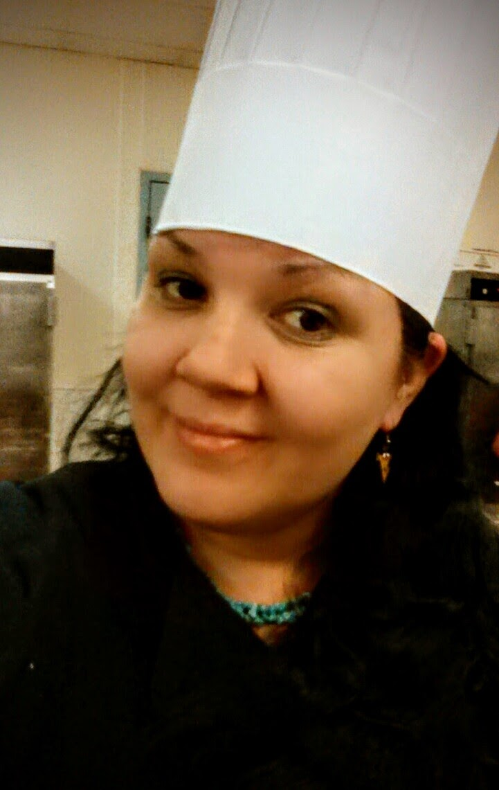 Chef Holly McAllister