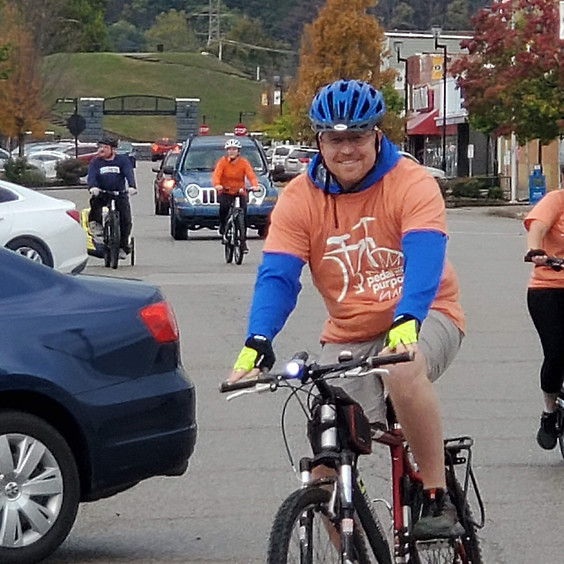 2021 Pedal w/Purpose: 60+ Mile Challenge