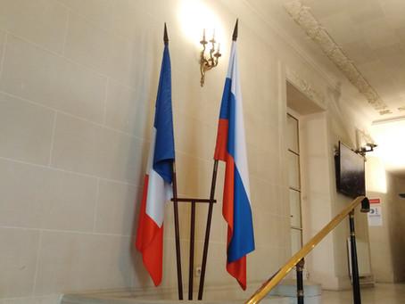 Séminaire de méthodologie pour les enseignants du russe