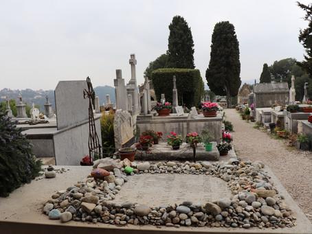 La dernière demeure de Marc Chagall