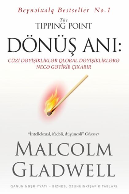 Dönüş anı - Malcolm Gladwell