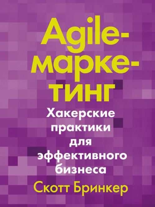 Agile маркетинг. Хакерские практики для эффективного бизнеса