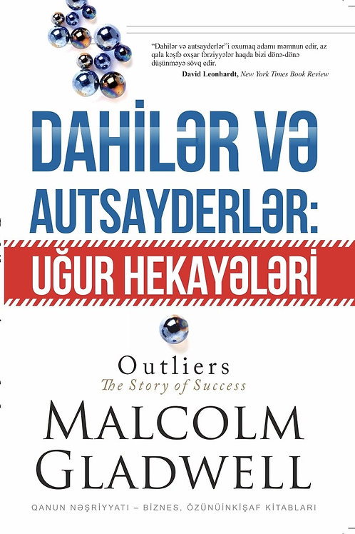 Dahilər və Autsiderlər | Malcolm Gladwell