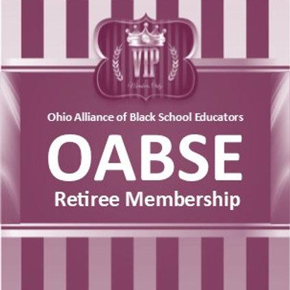 Annual Retiree Membership