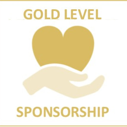 Gold Level Event Sponsorship