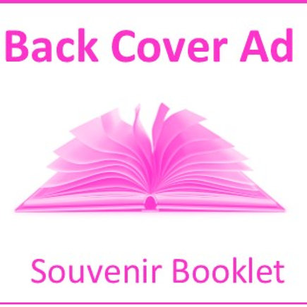 Back - Souvenir Booklet