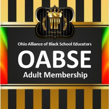 Annual Adult Membership
