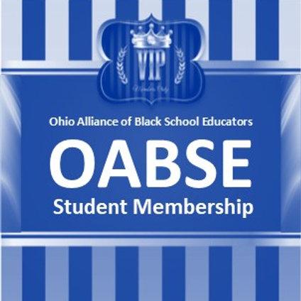 Annual Student Membership