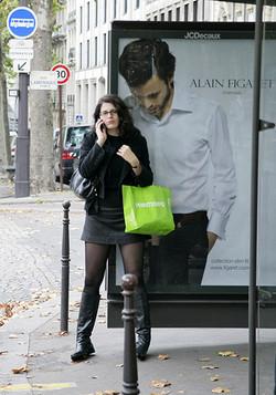 Rue Lammennais, Paris