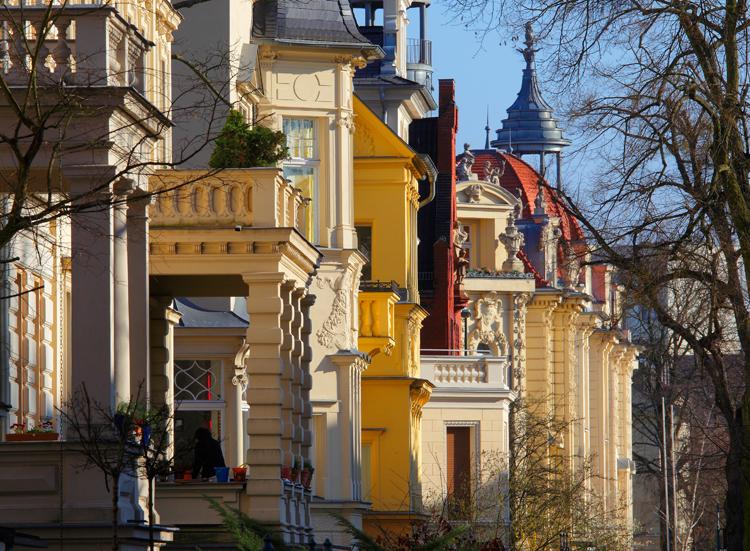 Potsdam, Balkone (Brandenburg)