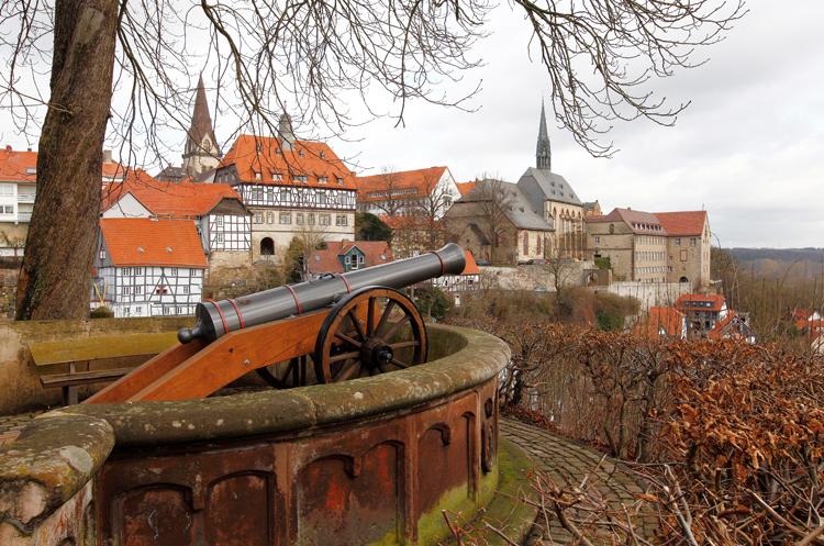 Warburg, Stadtansicht (NRW)