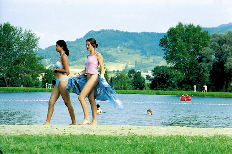 """Am See, Camp Ferrier (2002)"""