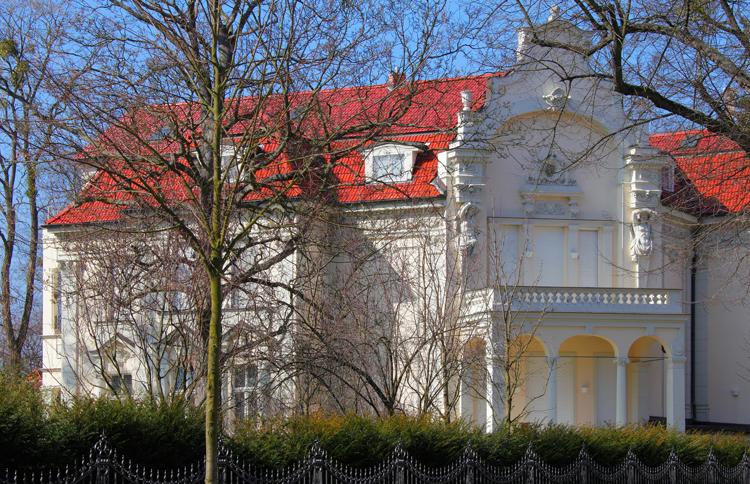 Potsdam, Balkon (Brandenburg)