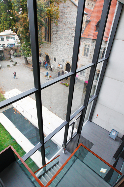 Erfurt, Augustinerkloster, Thüringen