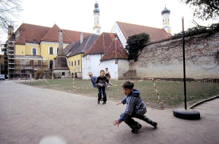 """Kloster Seligenthal, Landshut (2004"