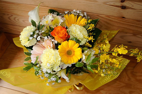 Bouquet Stye Yellow
