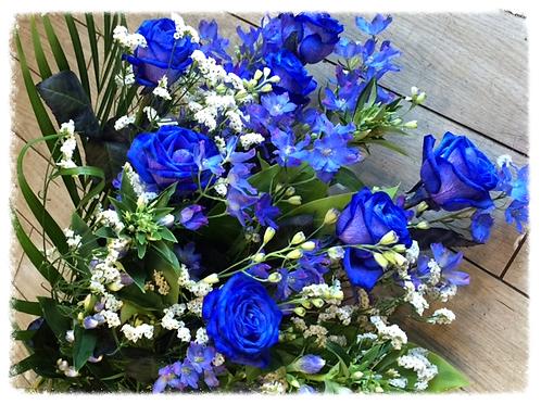 Bouquet Style Blue